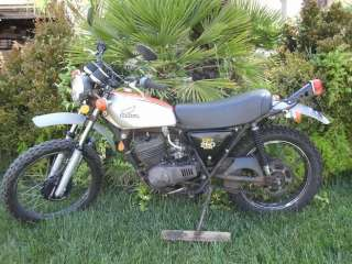 1974 Honda Elsinore MT 250 Right Crankcase Crank Case