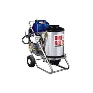 Dirt Killer Professional 3000 PSI (Gas Hot Water) Pressure