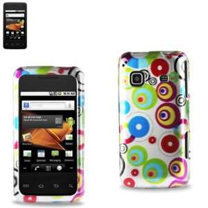 2D Protector Cover Samsung Prevail M820 107 Cell Phones