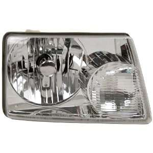 Headlight Assembly Composite (Partslink Number FO2503173) Automotive