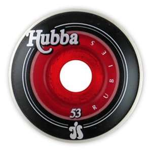 Hubba Rolling Stones Core Skateboard Wheels Sports