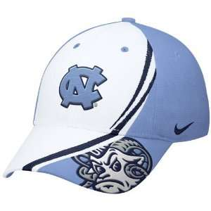 Nike North Carolina Tar Heels (UNC) Carolina Blue Conference Red Zone