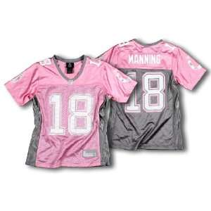 Indianapolis Colts PAYTON MANNING #18 NFL Womens Fashion