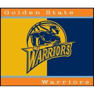 Golden State Warriors NBA 60 x 50 All Star Collection