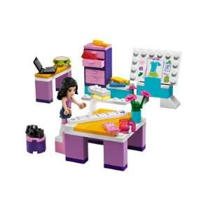 Lego Friends Emmas Design Studio 3936 Toys & Games