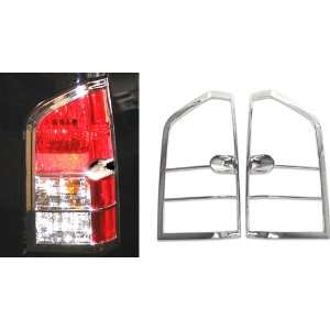 New Nissan Pathfinder Tail Light Rings   Chrome, 2pc Set