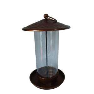 Grp Inc BRD 505247 Copper Top Bird Feeder   3.5 Lbs
