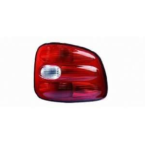 97 00 Ford F Series Heritage Pickup Tail Light (Passenger Side) (1997