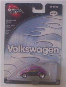 VW Bug Beetle Hot Wheels Real Riders Car Volkswagen 164