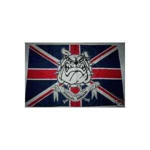 OFFICIAL HOOLIGANS 5x3 Feet Cloth Textile Fabric Poster