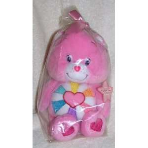 2006 Care Bears 10 Plush Hopeful Heart Scented Bear Toys