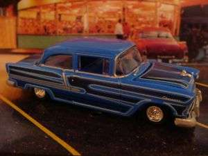 1955 Chevy Bel Air Kustom Scraper 1/64 Scale Limited Ed
