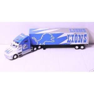 Semi Kenworth Tractor Trailer Truck 1/80 Scale
