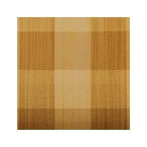 Plaid/check Antique Gold by Duralee Fabric Arts, Crafts