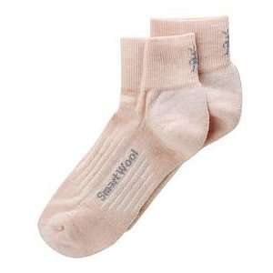 SmartWool Womens Walking Light Mini Crew Sock  Sports