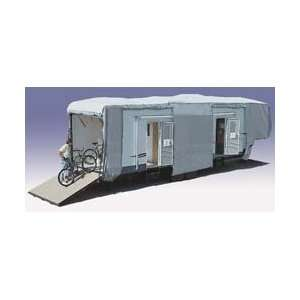 Tyvek 5th Wheel Toy Hauler Covers