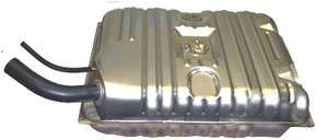 1949 50 51 1952 Chevy Car Stainless Steel Gas Fuel Tank