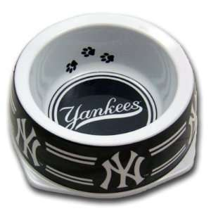 New York Yankees Officially Licensed Large Dog Bowl