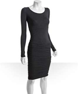 Nicole Miller Ruched Dress