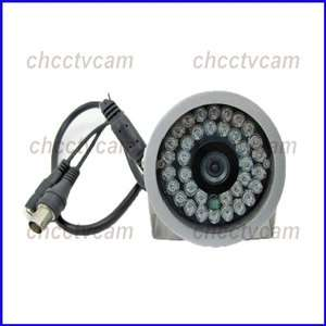 Mini Outdoor 600TVL Sony CCD CCTV IR Dome Color Camera