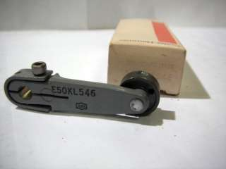 CUTLER HAMMER LIMIT SWITCH ROLLER LEVER ARM E50KL546