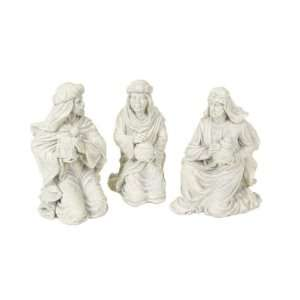 Set of 3 Winter Solace Three Kings Magnesia Christmas