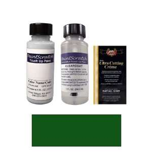 Oz. Agate Green (matt) Metallic Paint Bottle Kit for 1995 Mercedes