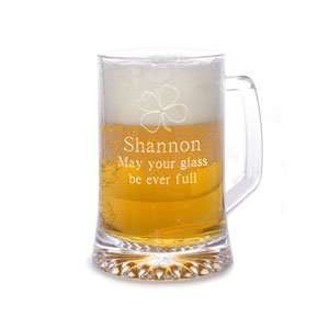 25 oz. Four Leaf Clover Beer & Sports Mug