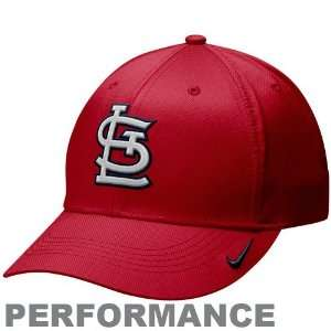 St. Louis Cardinals Red Practice Performance Hat