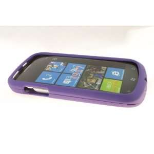 Samsung Focus i917 Hard Case Cover for Purple Everything