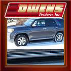 Factory Style Molded Running Boards 10 2012 Toyota 4Runner Side Step w