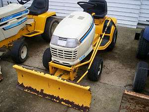 Cub Cadet Tractor Model 2130 with 42 Snow Blade Model 302