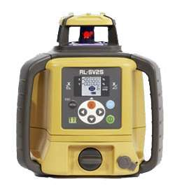 New Topcon RL SV2S Dual Grade Self Leveling Rotary Laser Level