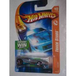 Track Stars Card #2006 122 Collectible Collector Car Mattel Hot Wheels