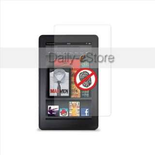 glare LCD Screen Protector Film Guard for  Kindle Fire