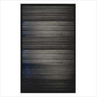 Majestic Rugs Jade Black Indoor / Outdoor Rug 8 x 10 JC 005 8X10