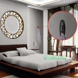 Detector Spy Wireless Home Security Clothes Hook Camera Mini DVR
