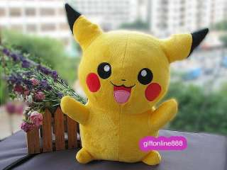 14 Pokemon Pikachu soft plush fill new doll toy PP D02