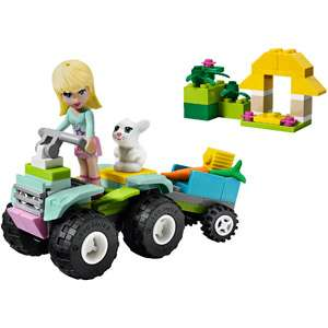 LEGO Friends Stephanies Pet Patrol Set
