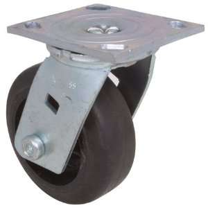 Shepherd NFC 26840 Swivel Plate Caster Faultless Caster, Medium Duty