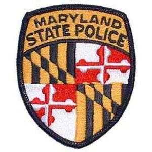 Maryland State Police Patch 3 Patio, Lawn & Garden