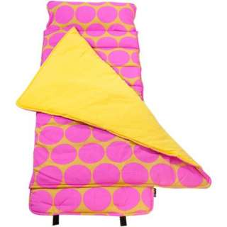 Wildkin Big Dots Hot Pink Nap Mat Camping