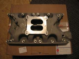 New Offenhauser Intake Ford 351w Mustang Shelby Cobra Cougar F250 F350