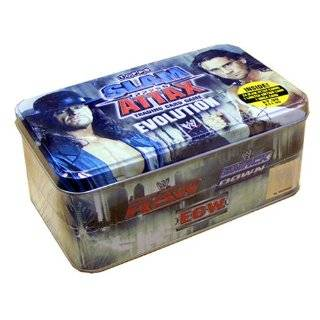 Topps Trading Cards   Topps Slam Attax   COLLECTORS TIN (Random