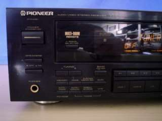 PIONEER VSX 451 Audio Video Stereo Receiver