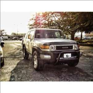 Horse Stainless Steel Bull Bar 07 11 Toyota FJ Cruiser Automotive
