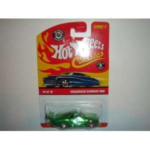 Hot Wheels Classics Series 4 Volkswagen Karmann Ghia Spectraflame