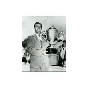 PGA Historical Collection Ben Hogan Two Time Winner Print
