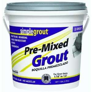 Building Prod. PMG1051 2 Simplegrout Pre mixed Grout