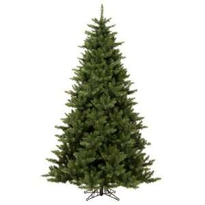 10 Pre Lit Canadian Pine Artificial Christmas Tree